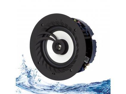 """Lithe Audio – vestavný reproduktor 6,5"""" Bluetooth IP44_koupelnový"""
