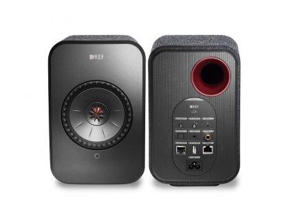 KEF LSX Wireless – aktivní Hi-Fi systém