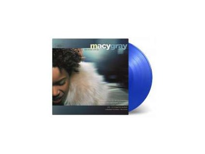 Macy Gray: On How Life Is (180g) (Limited Numbered Edition) (Translucent Blue Vinyl)
