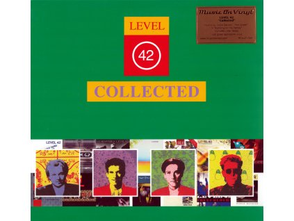 Level 42: Collected (180g)