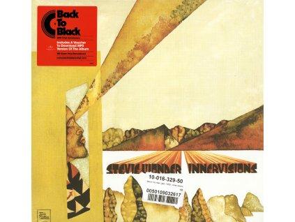 Stevie Wonder: Innervisions (180g)