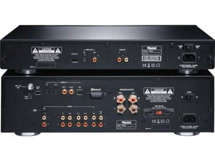 MAGNAT MR 780 hybridní receiver, elektronkový předzesilovač