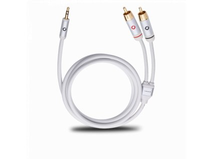Oehlbach i Connect kabel Jack 3,5 / CINCH, délka