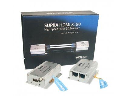 SUPRA HDMI XT80