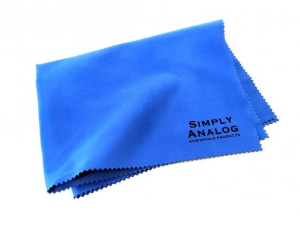 Simply Analog - Microfiber Cloth Extra Large 35 x 25cm