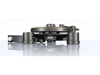 AVIDHIFI • DIVA II - gramofon • Black