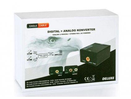 EagleCable •Audio DAC převodník