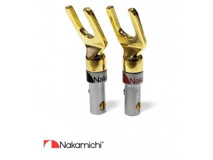 Nakamichi - Spade Plugs N0535FN