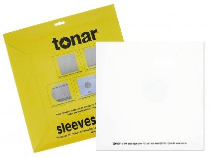 """Tonar Nostatic 7"""" Sleeves Matter"""