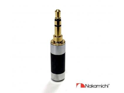 Nakamichi - Jack 3.5 Stereo N4445