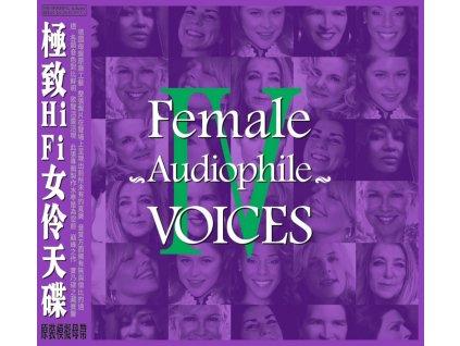 ABC Records - Female Audiophile Voices ⅠV