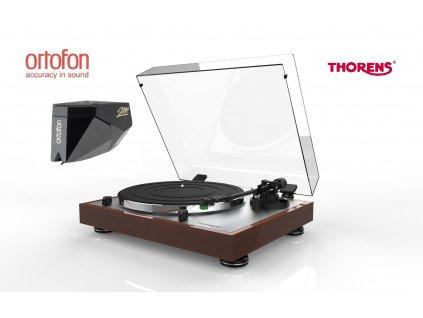 Thorens TD 402 DD +  Ortofon