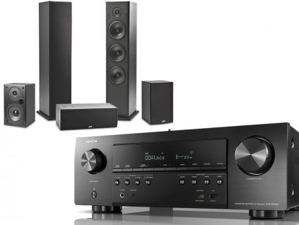 AVR S750H a PolkAudio