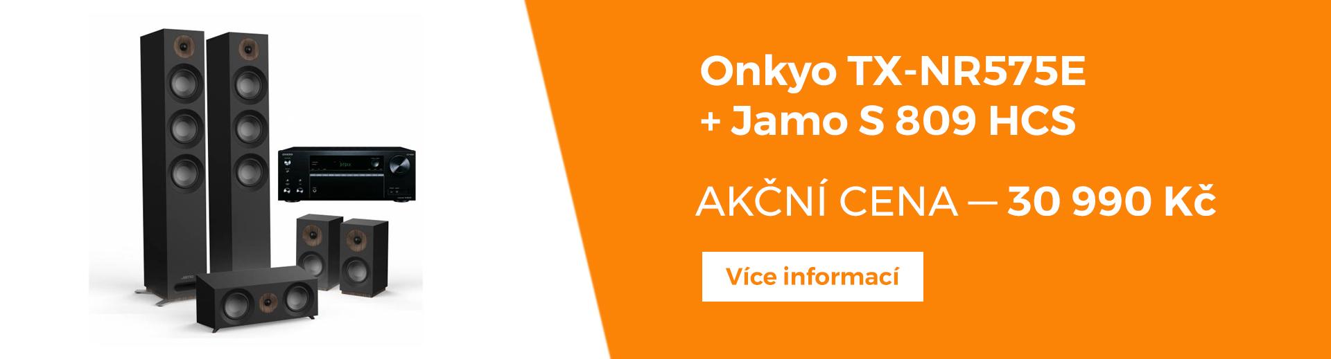 Onkyo + Jamo