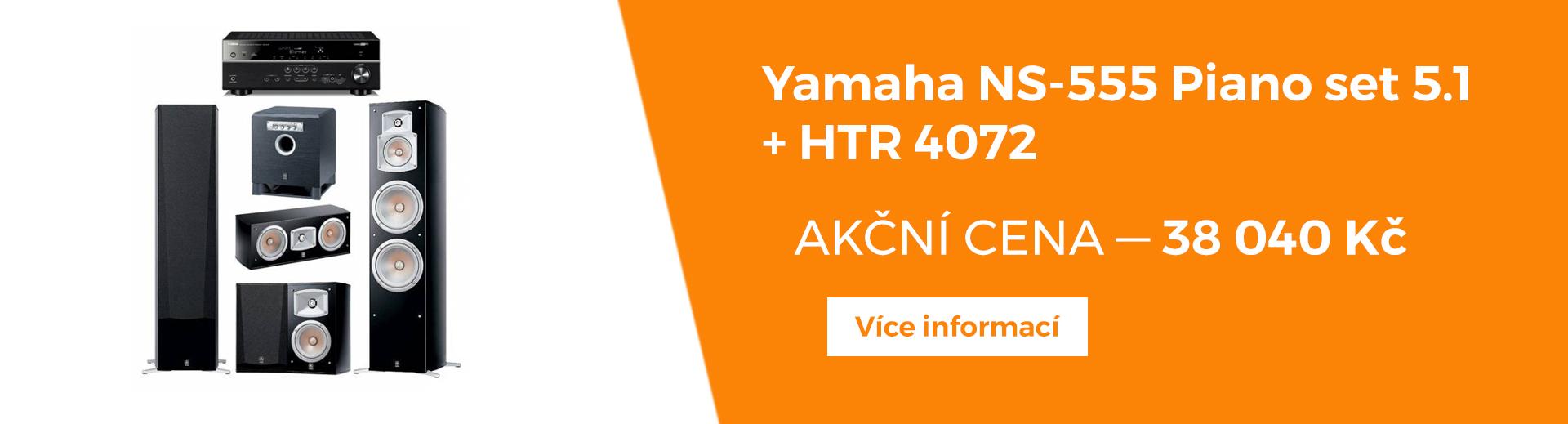 Yamaha + HTR