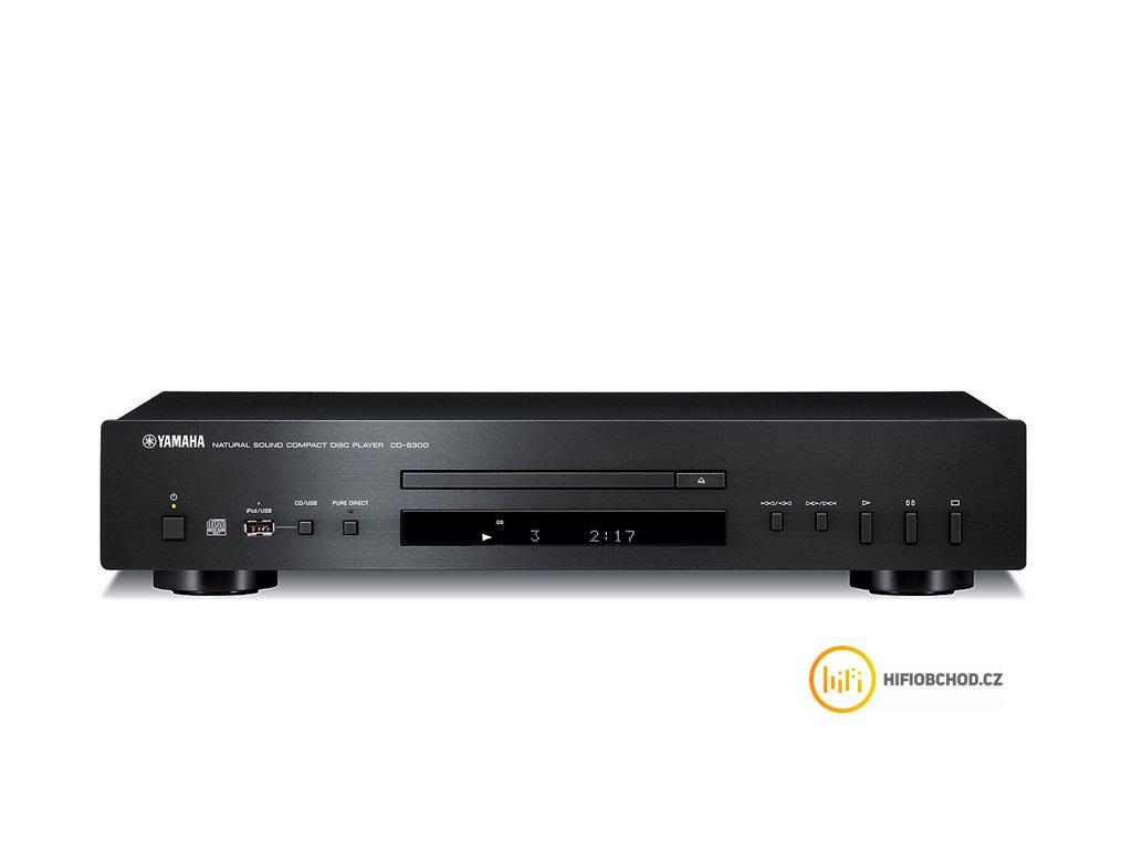 cd s300 black