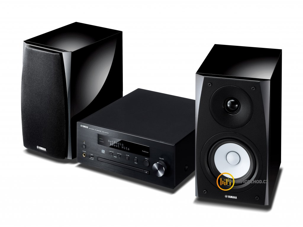 MusicCast MCR N570D black
