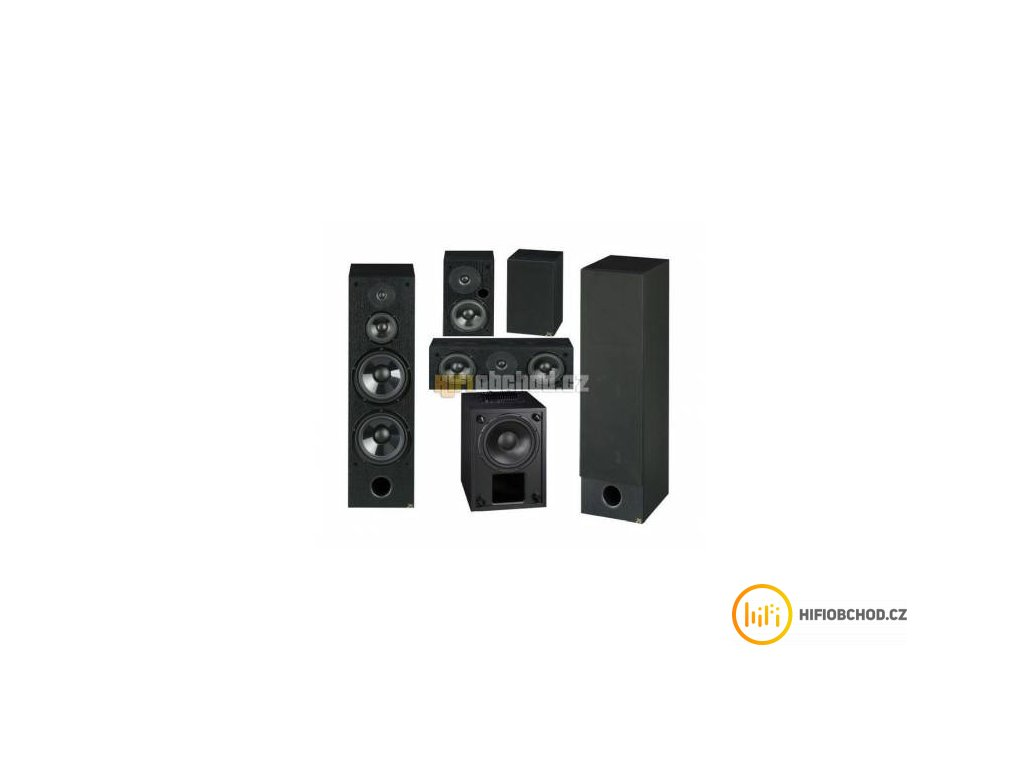 Acoustic Quality WEGA SET 1 - 5.1