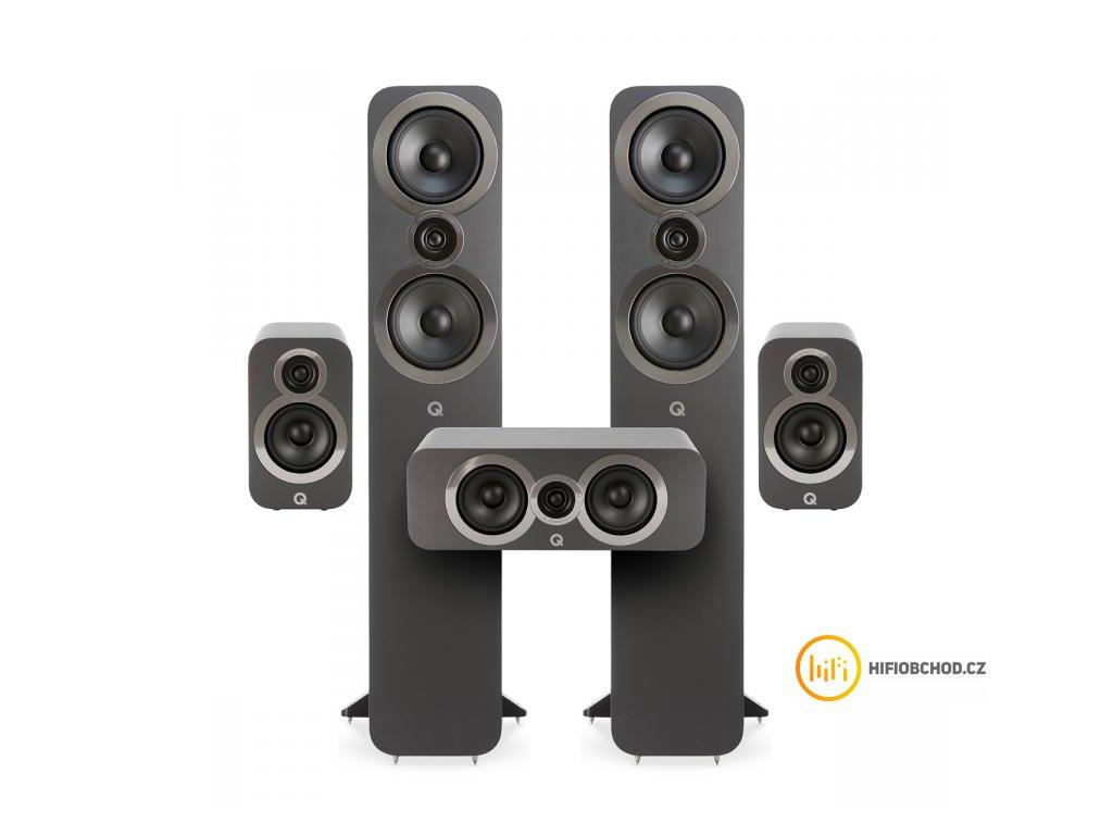 Q Acoustics 3050i set 5.0