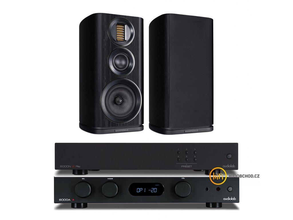 Audiolab 6000 + evo 4