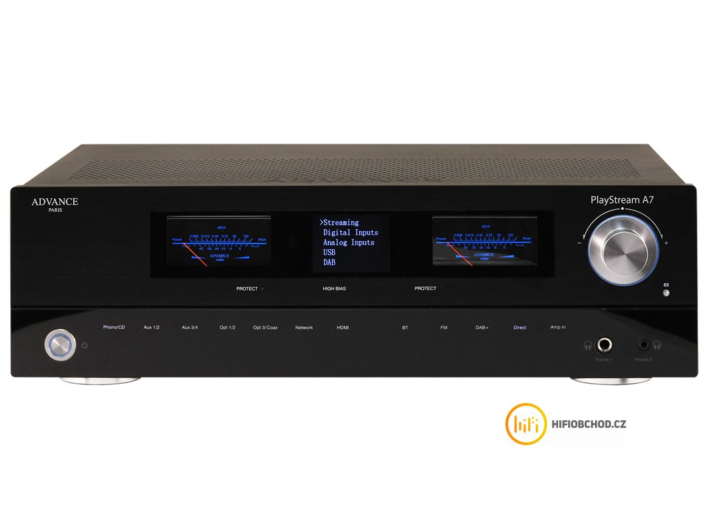 playstream a7 front