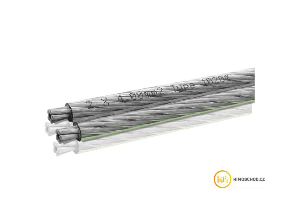Oehlbach repro kabel Silverline LS Kabel 2x4,0mm