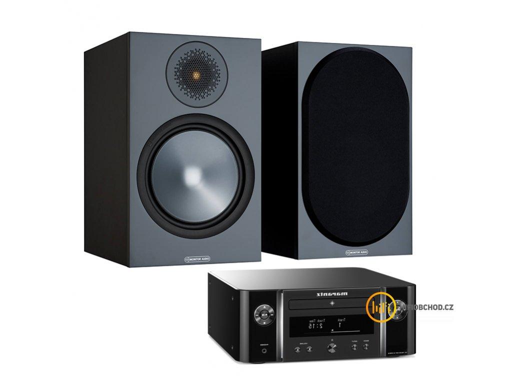 612 + monitor bronze6G 100 pair black