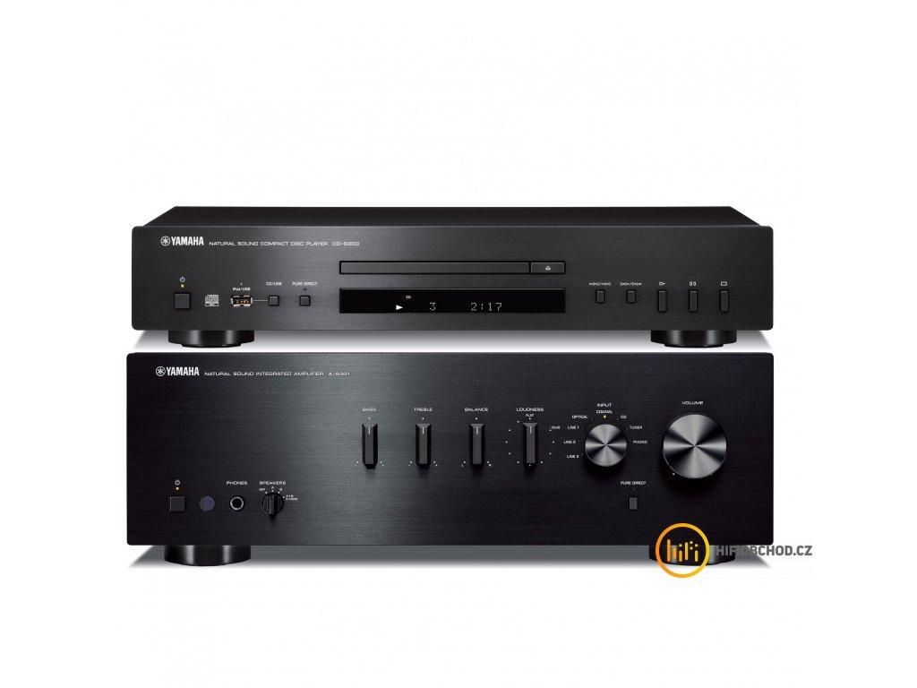 A S301 + cd s300