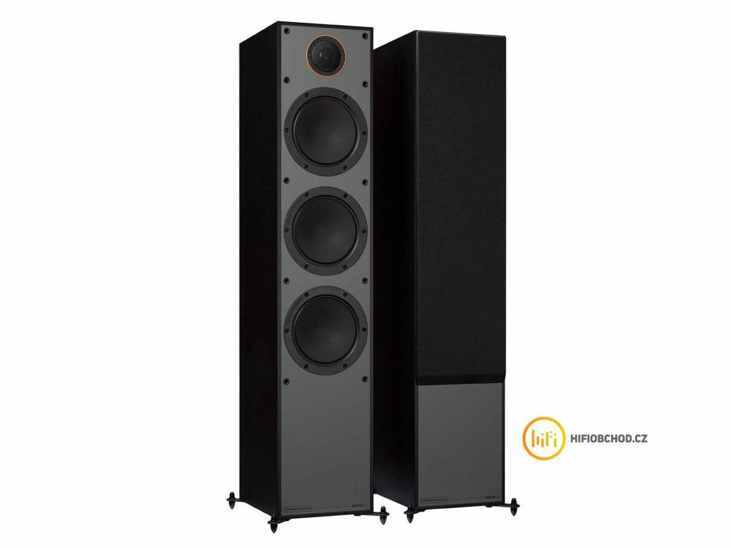 monitor audio monitor4g 300 black iso pair gr