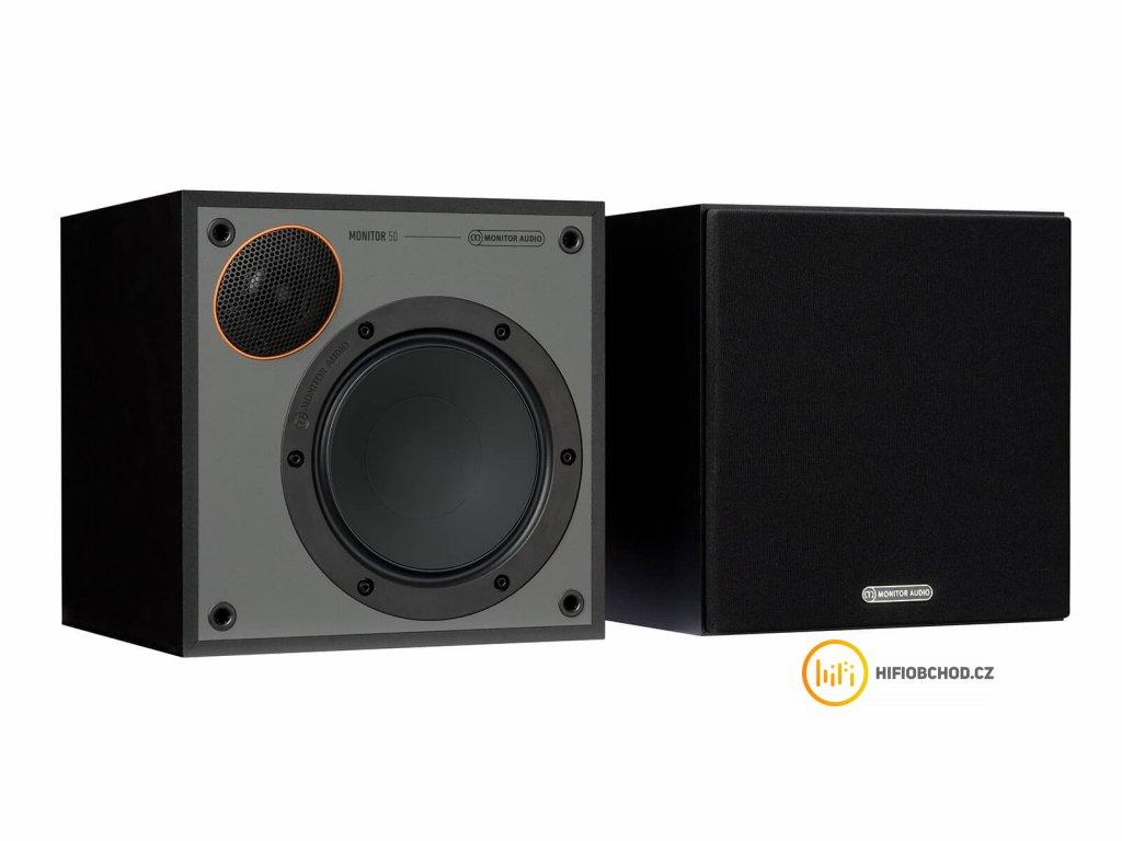 monitor audio monitor4g 50 black iso pair gr