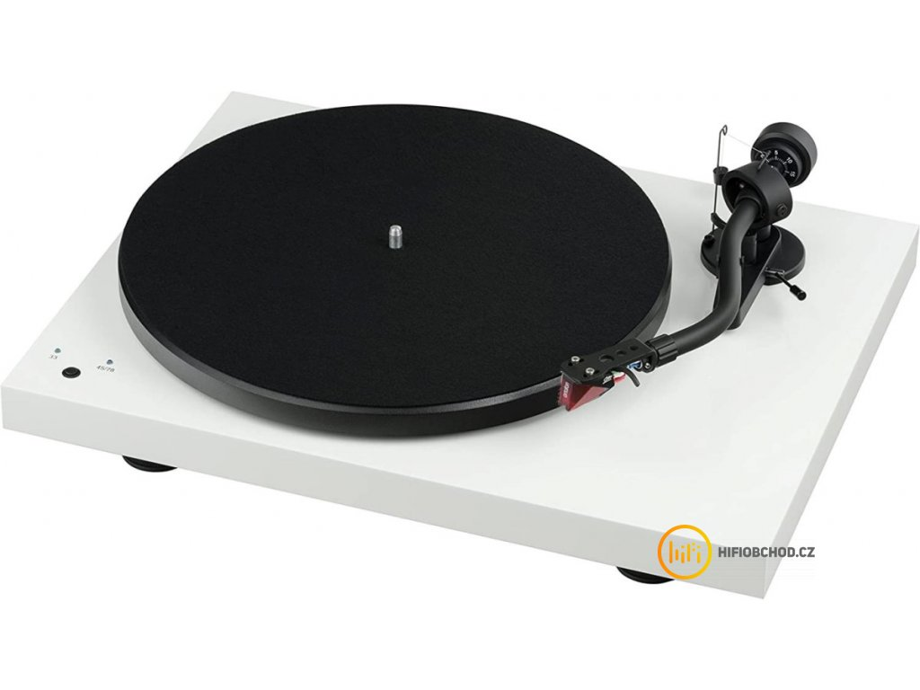 pro ject debut sb s shape white 2m red