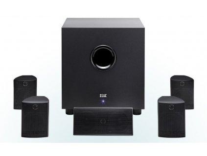 elac cinema 5 set speakers basys 1