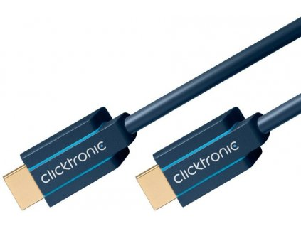 ClickTronic Ultra High Speed HDMI kabel, rozlišení 8K@60Hz