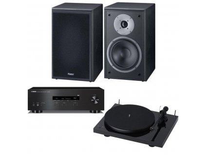 r n202d + gramofon + Supreme 202 black