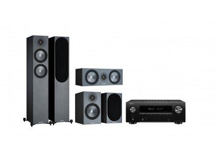 Monitor Audio 200 set X2700H Black