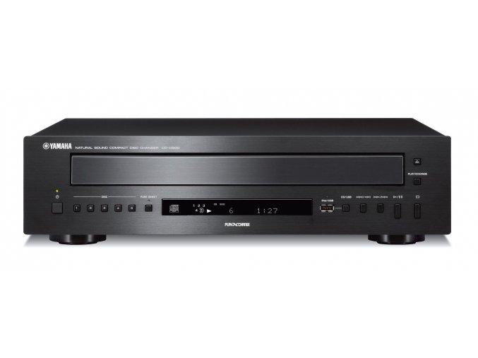 Yamaha CD-C600 B/S + kvalitní cinchový kabel ZDARMA