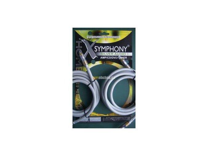 Xsymphony Silver audio
