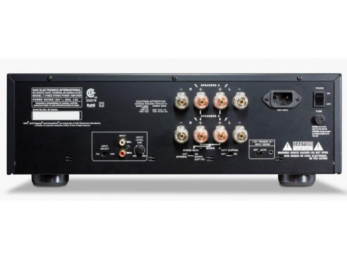 NAD  C 275BEE + kvalitní cinchový kabel ZDARMA