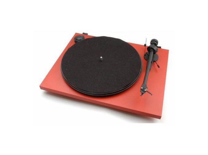 Pro-Ject Essential II + OM 5E