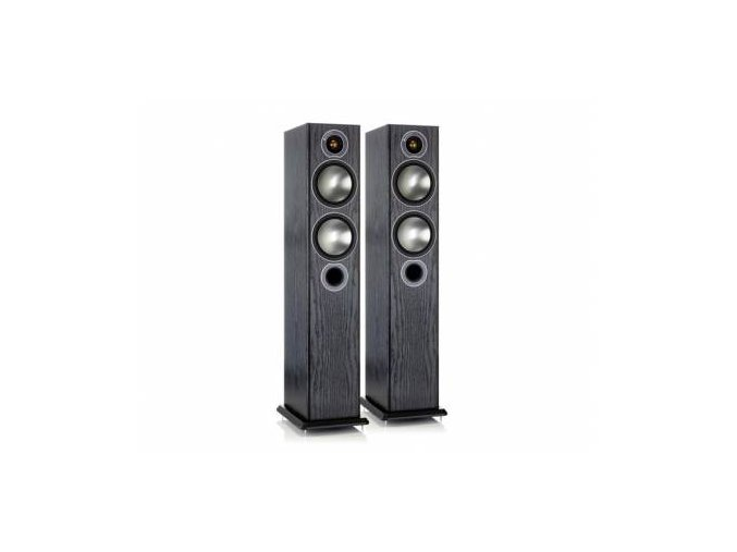 Monitor Audio Bronze 5 + reprokabel ZDARMA