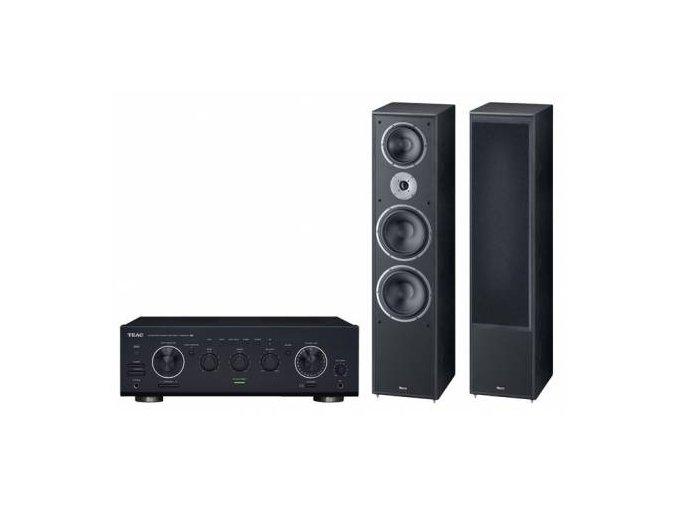 Teac + Magnat A-R630MK2 + Supreme 2002 (Barva Černá)