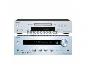 Onkyo TX-8250 + C7030 (Barva Stříbrná)