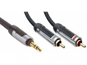 Profigold Audio kabel - Jack/Cinch