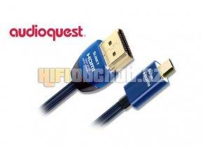 AUDIOQUEST SLINKY HDMI - MICRO HDMI - 2m