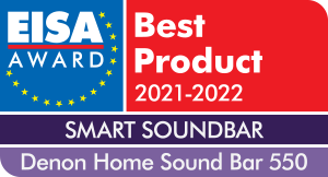 EISA-Award-Denon-Home-Sound-Bar-550