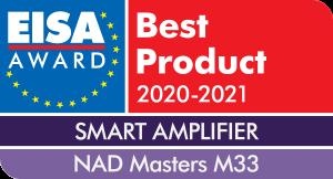 EISA-Award-NAD-Masters-M33