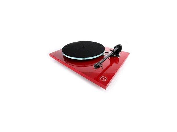 rega planar 3 cerveny leskly lak prenoska rega elys 2 mm i13945