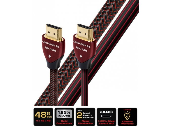 audioquest cinnamon 48 hdmi kabel hdmi hdmi (10)