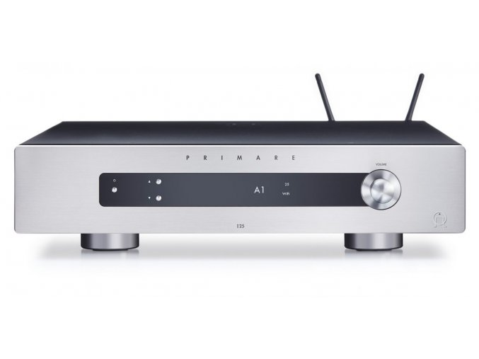primare i25 prisma modular integrated amplifier and network player front titanium 1200x587