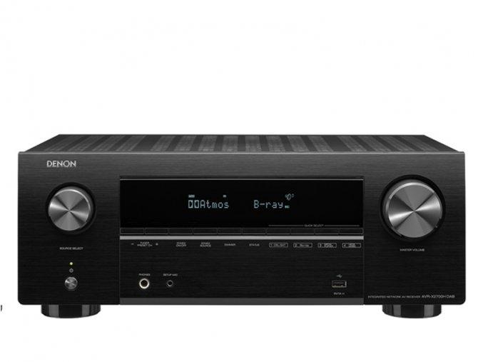 DENON AVR X2600 DAB